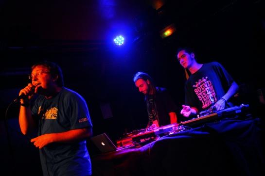Lo / Bahle Bacce Crew , Live La Marquise - Photo : Fred reGGaeLover 2014