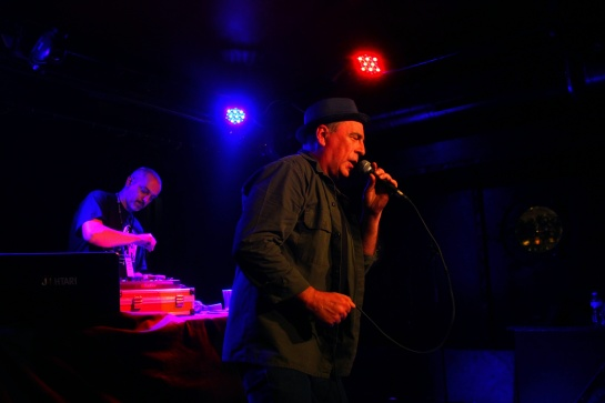 Papet Jali & DJ Kafra, Live La Marquise - Photo : Fred reGGaeLover 2014