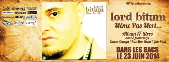 Lord Bittum & 149 records album to be released 23 june 2014