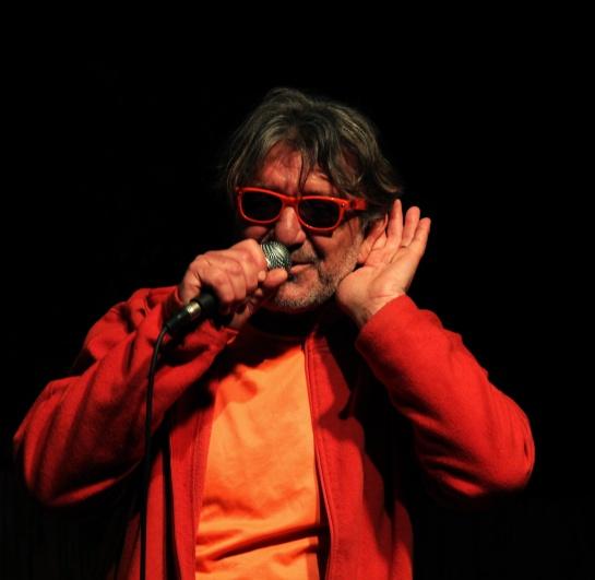 Jo Corbeau , Live Free Reggae Festival , Aubagne - Photo : Fred reGGaeLover 2014