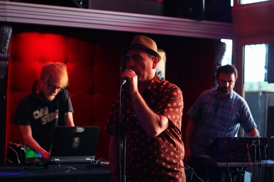 Papet Jali & Dubmood - Photo : Fred reGGaeLover 2014