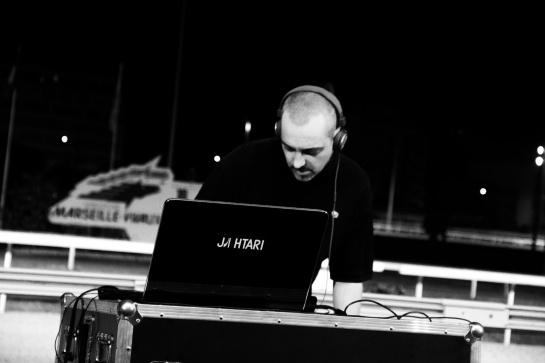 DJ Kafra - Photo : Fred reGGaeLover 2014