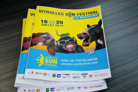 Festival Program for July