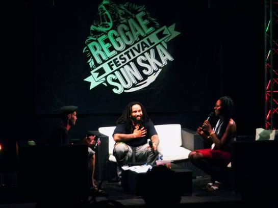 kymani marley reggae sun ska 2013 press meeting