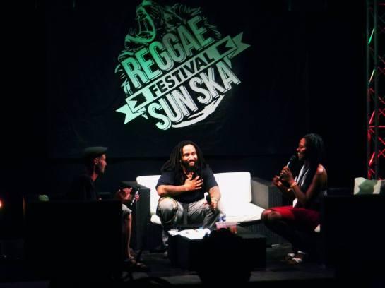 kymani marley reggae sun ska 2013 press meeting