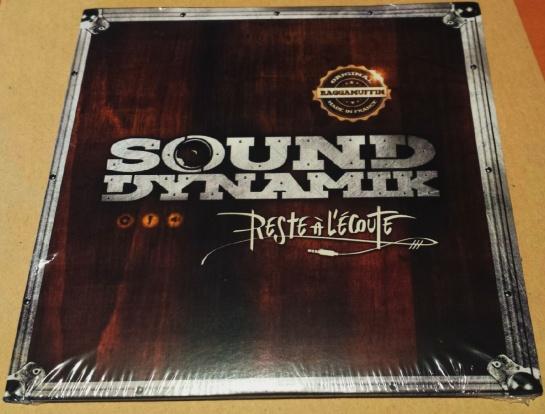 sound dynamik - reste a l'ecoute front cover