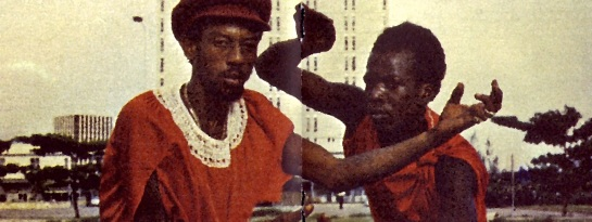 Barrington Levy & Henry 'Junjo' Lawes