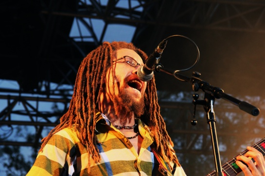 Dubtonic Kru, Live Garance 2014 - Photo : Fred reGGaeLover 2014