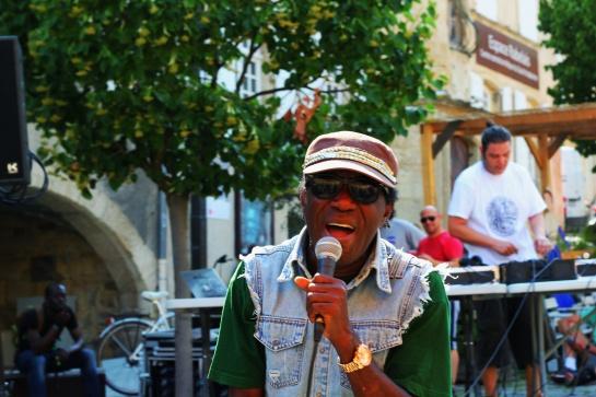 Trinity & Irie Ites , Live Festival Off Bagnols Sur Ceze, France - Photo : Fred reGGaeLover 2014