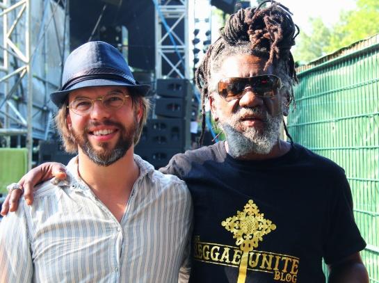 Winston McAnuff & Fixi, live Garance Reggae Festival 2014 - Photo : Fred reGGaelover 2014
