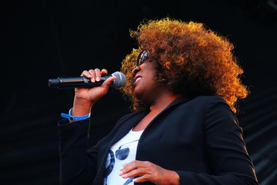 Tanya Stephens , live Garance Reggae Festival 2014 - Photo : Fred reGGaelover 2014