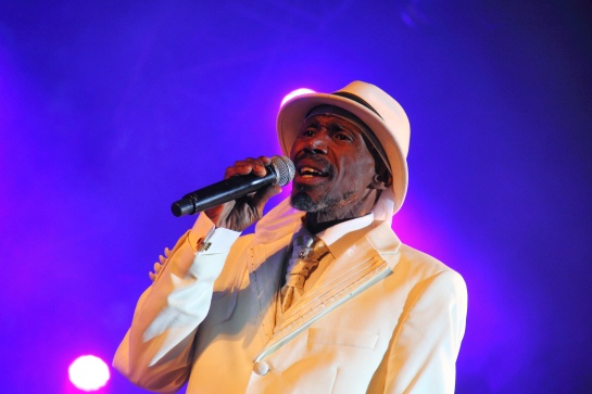 Errol Dunkley , live Garance Reggae Festival 2014 - Photo : Fred reGGaelover 2014