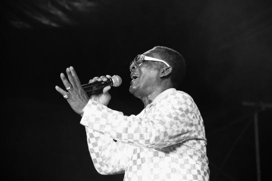 Ken Boothe, Live Garance Reggae Festival 2014 - Photo : Fred reGGaelover 2014