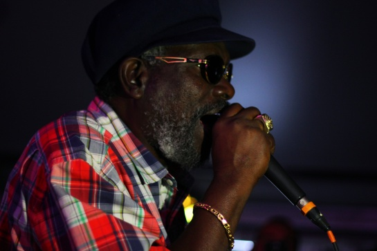 Johnny Osbourne , Live - Photo Fred reGGaeLover 2014