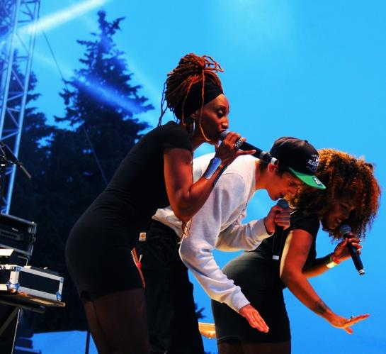 Biga Ranx, Live Festival Des Garrigues, France - Photo  : Fred reGGaeLover 2014