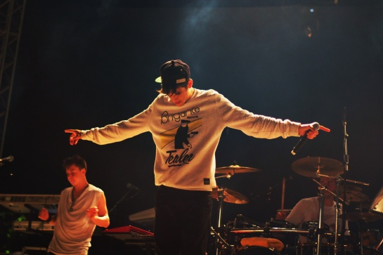 Biga Ranx, Live Festival Des Garrigues, France - Photo  : Fred reGGaeLover 2014