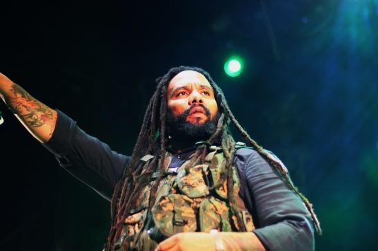 Kymani Marley , Live Festival Des Garrigues, France - Photo  : Fred reGGaeLover 2014