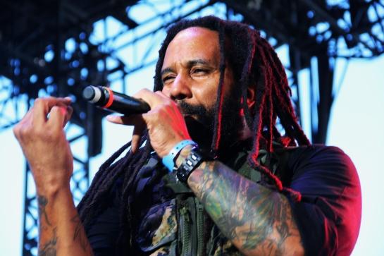 2014-07-09 Ky-Mani Marley & Revolution Band, Live Le Big Festival, Juan Les Pins - Photo : Fred reGGaeLover 2014