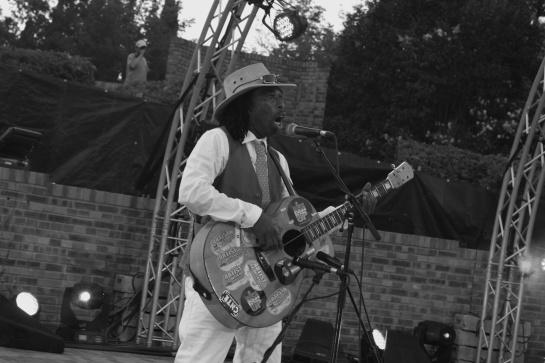 Brushy One String , Live Zik Zac Festival - Photo Fred reGGaeLover 2014