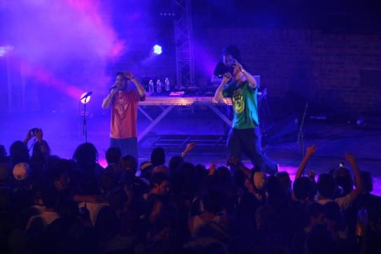 Illbilly Hitec & Poopa Tribuman, Zik Zac Festival - Photo Fred reGGaeLover 2014