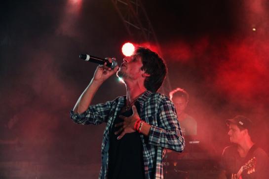 2014-07-17 Naaman & Deep Rockers Crew, Live Zik Zac Festival - Photo Fred reGGaeLover 2014