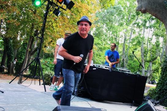 Papet Jali & Les Dj Du Soleil , Live Sun Festival 2014 - Photo Fred reGGaeLover 2014