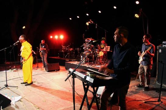 Ken Boothe Live , Sun Festival 2014 - Photo Fred reGGaeLover 2014