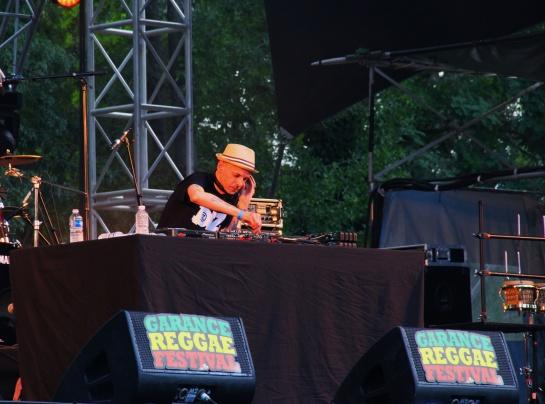 Lord Zeljko , Live Garance 2014 - Photo : Fred reGGaeLover 2014