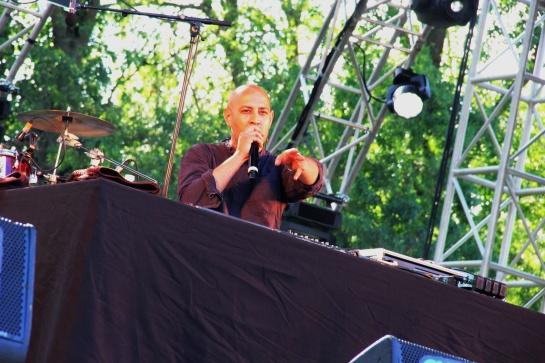 Tarzan / Soul Stereo Sound System - Warm Up Garance 2014 - Photo : Fred reGGaeLover 2014