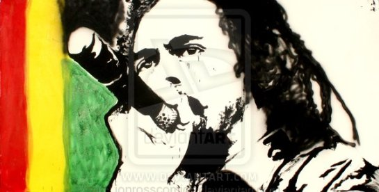 Damian_Marley_quick_paint_by_jonrosscomics