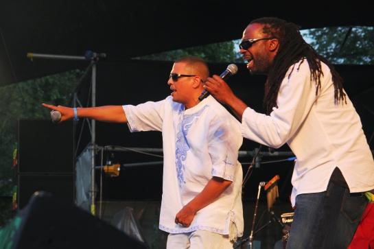 Rockers Disciples Featuring Roberto Sanchez & Reality Souljahs, Live Garance Reggae Festival 2014 - Photo : Fred reGGaeLover 2014