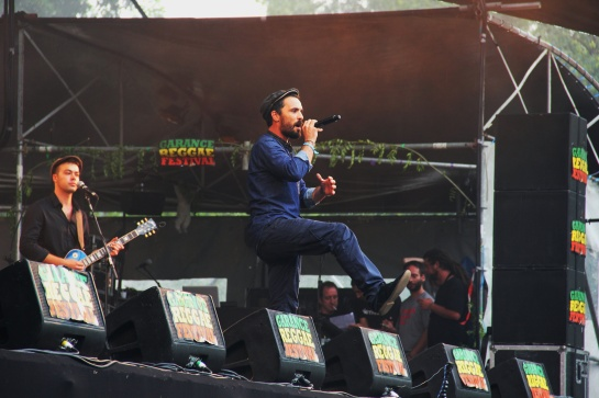 Roberto Sanchez , Live Garance Reggae Festival 2014 - Photo : Fred reGGaeLover 2014