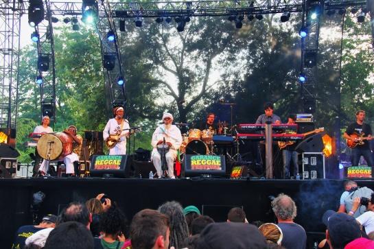 Ras Michael & The Sons Of Negus ,Garance Reggae Festival 2014 - Photo : Fred reGGaeLover 2014