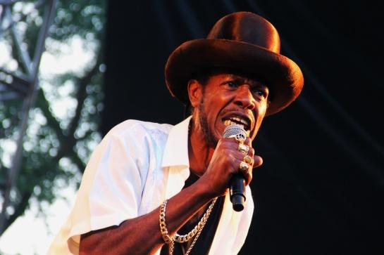 Michael Prophet , Live Garance Reggae Festival 2014 - Photo : Fred reGGaeLover 2014