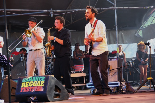 Roberto Sanchez, Live Garance Reggae Festival 2014 - Photo Fred reGGaeLover 2014