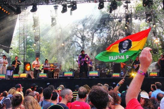 Alpheus & Roberto Sanchez, Live Garance Reggae Festival 2014 - Photo Fred reGGaeLover 2014