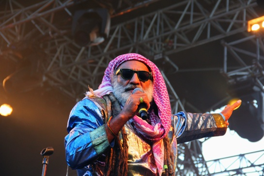 Rzee Jackson , Live Garance Reggae Festival 2014 - Photo Fred reGGaeLover 2014