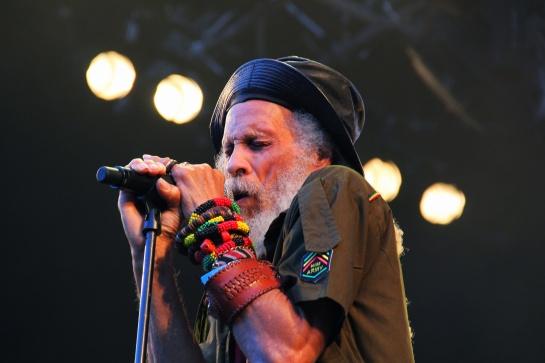 Cedric Myton , Live Garance Reggae Festival 2014 - Photo Fred reGGaeLover 2014