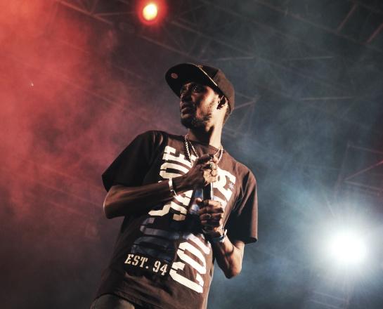 Natty Jean / Danakil , Live Garance Reggae Festival 2014 - Photo Fred reGGaeLover 2014