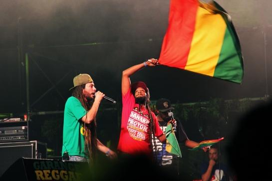 Danakil & Yaniss Odua,, Live Garance Reggae Festival 2014 - Photo Fred reGGaeLover 2014