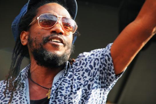 Kabaka Pyramid & Beeble Rockers  , Live Reggae Sun Ska 2014 - Photo : Fred reGGaeLover 2014