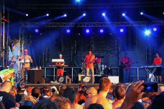 Clinton Fearon & Boogie Brown Band  , Live Reggae Sun Ska 2014 - Photo : Fred reGGaeLover 2014