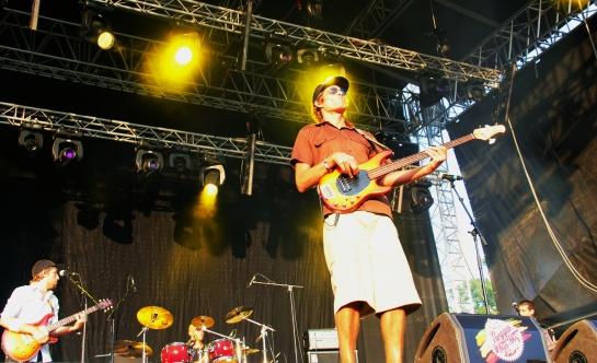 Pablo Moses & Hand Cart Band,  Live  Reggae Sun Ska 2014 - Photo : Fred reGGaeLover 2014