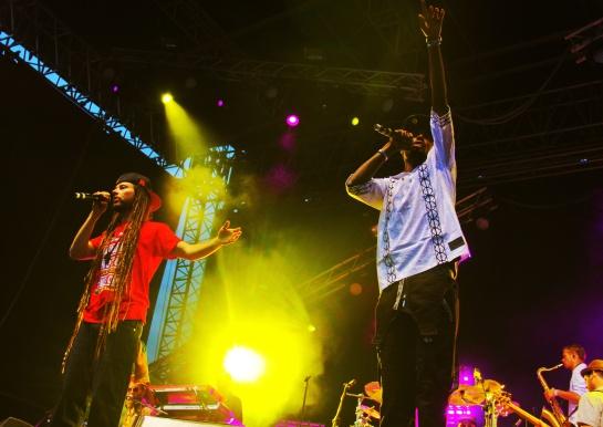 Danakil  , Live  Reggae Sun Ska 2014 - Photo : Fred reGGaeLover 2014