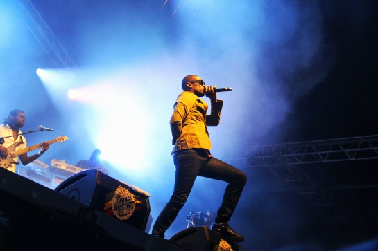 Busy Signal , Live  Reggae Sun Ska 2014 - Photo : Fred reGGaeLover 2014