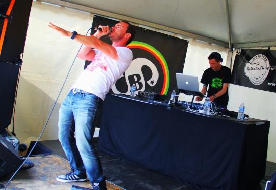 Scars & Antoine , Live Showcase, Reggae Sun Ska 2014 - Photo : Fred reGGaeLover 201