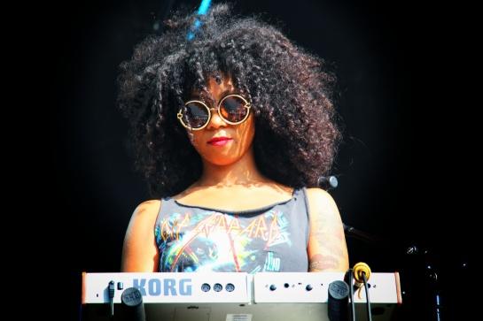 Hollie Cook , Live  Reggae Sun Ska 2014 - Photo : Fred reGGaeLover 2014