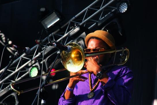 The Skatalites  , Live  Reggae Sun Ska 2014 - Photo : Fred reGGaeLover 2014