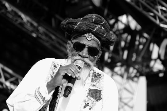 Bunny Wailer Live Reggae Sun Ska 2014 - Photo Fred reGGaeLover 2014