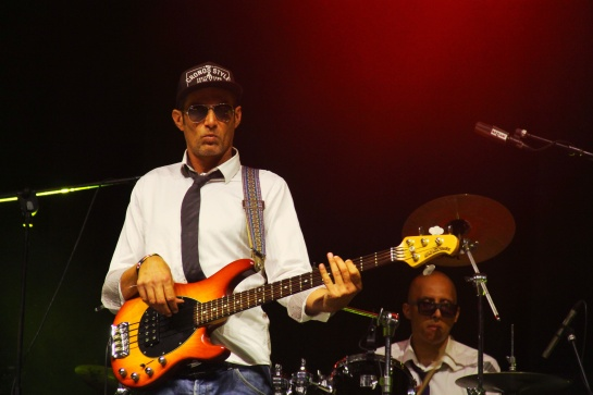 Natty Will Fly Again : = Al /  Hand Cart Band  , Live  Reggae Sun Ska 2014 - Photo : Fred reGGaeLover 2014
